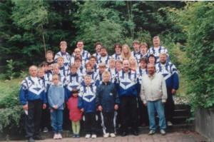 25. Jubiläum 1997 mit 190 Mitgliedern